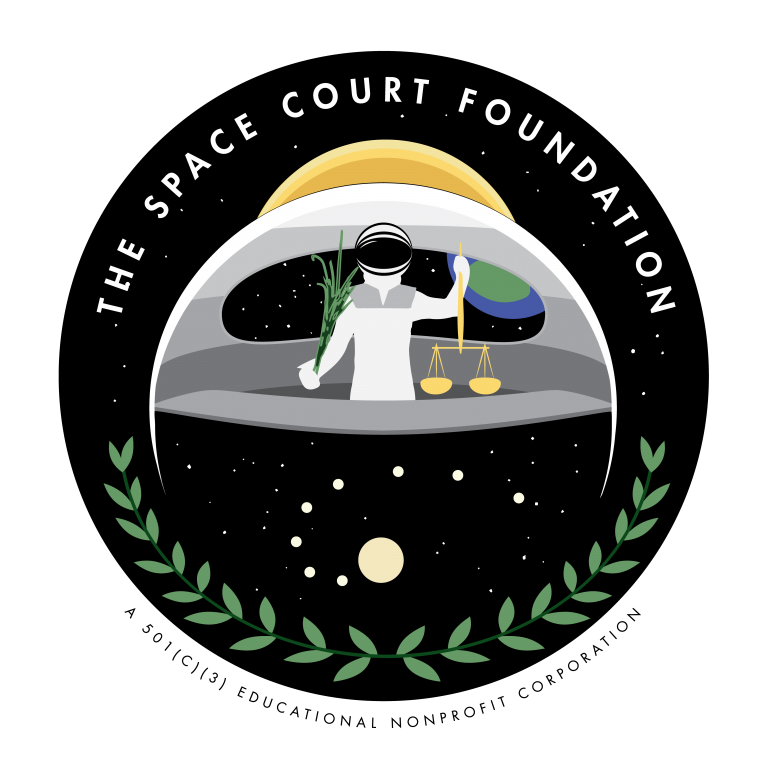 https://www.spacecourtfoundation.org/wp-content/uploads/2020/07/Space-Court-Foundation-logo-black-large-png-768x768.png
