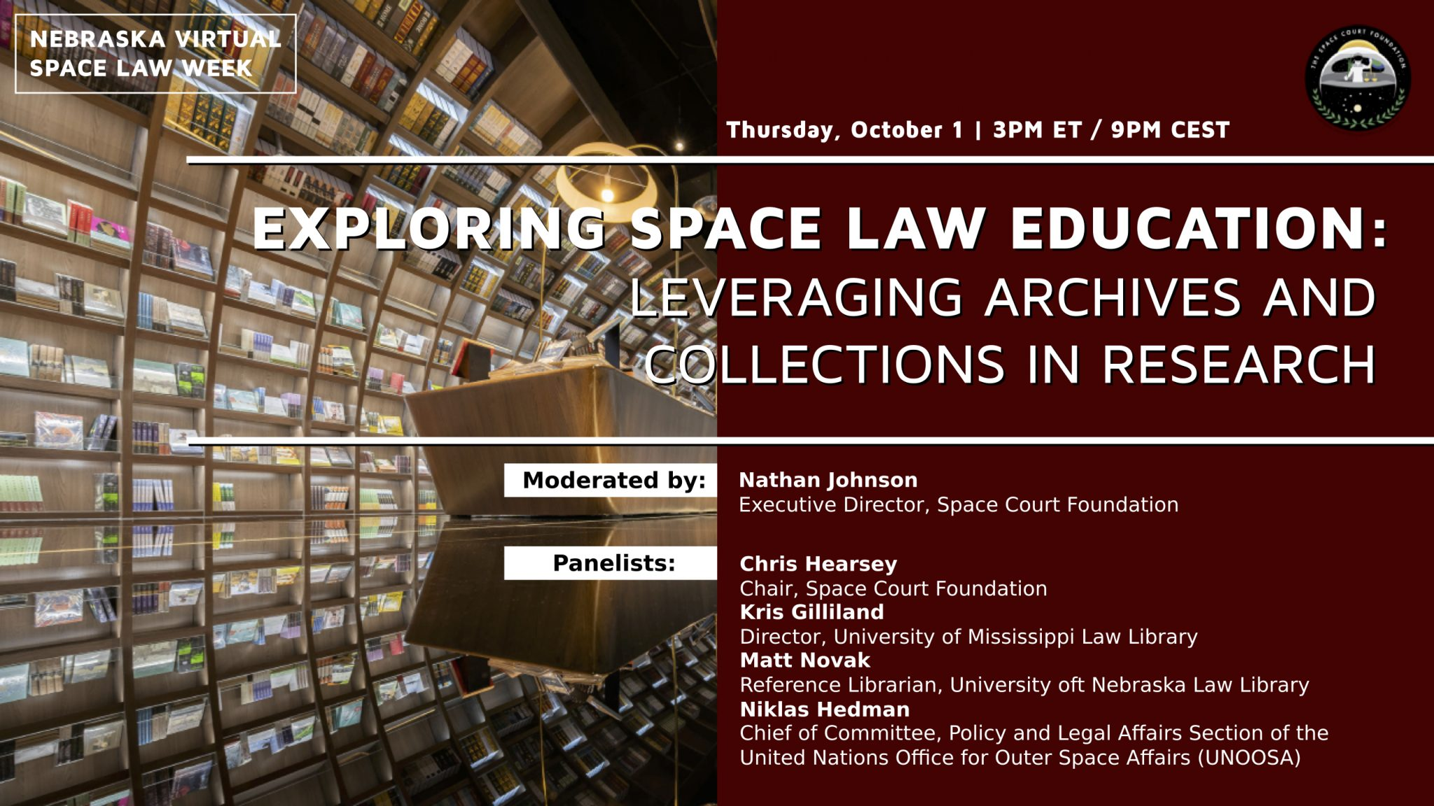 space law education